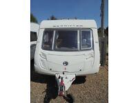 2009 Swift Freestyle 460 - 2 Berth Touring Caravan