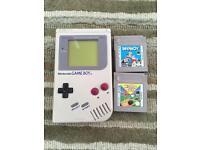 Original Nintendo gameboy DMG-01 1989