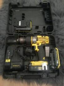 18v Stanley fat max drill
