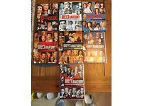 Grey's Anatomy Series 1-7 complete box sets