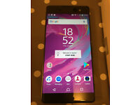 Like New Sony XA Ultra boxed and unlocked 6 inch. Android 7