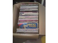 HUGE VINYL RECORD COLLECTION FOR SALE OVER 200 ITEMS SOME COLLECTABLE
