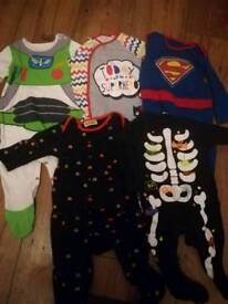 Boys 6-9 months and 9-12 months clothes. Next, debenhams