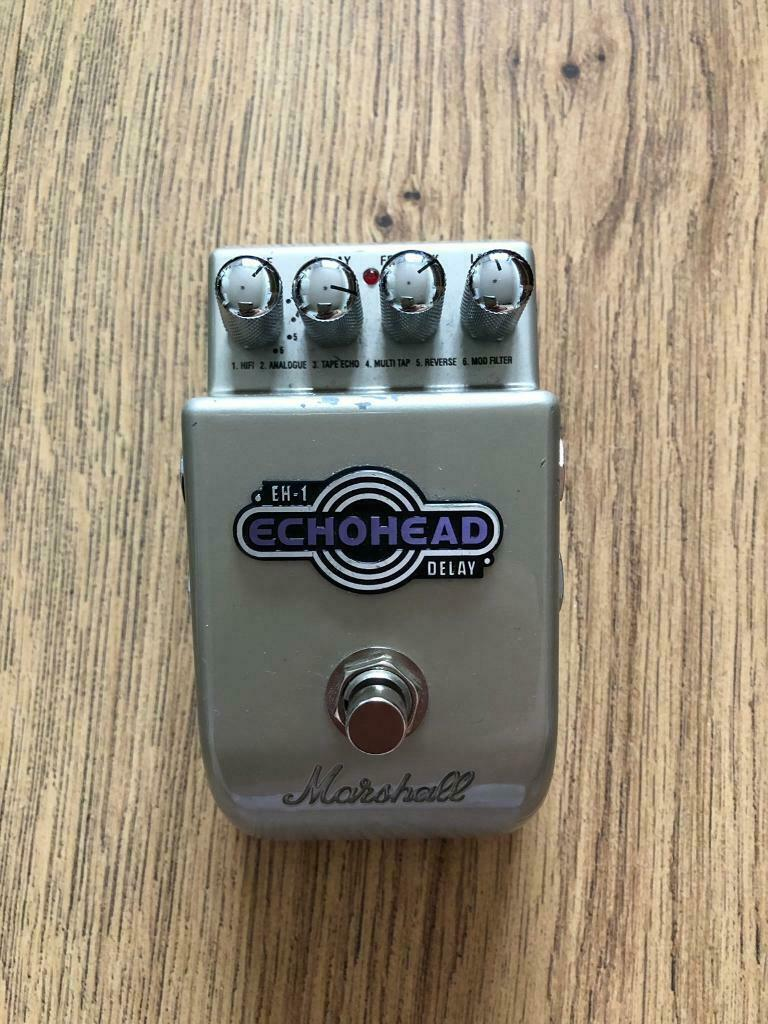 Marshall Echohead Delay | in Aberdeen | Gumtree