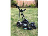 Electric Golf Trolley - Powercaddy