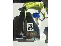 Oxford Omega Motorcycle Disc Lock - Thatcham Approved