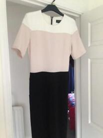 ladies topshop jumpsuit size 12