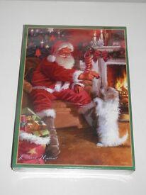 CHRISTMAS JIGSAW'S..