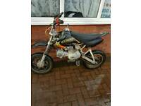 Pitbike 125cc m2r Power Not Carrera Mountain Bike