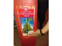 Approx 6ft Christmas Tree and decoration's