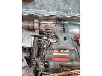 Bosch 3 mode 36v drill / breaker