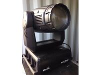 Martin Mac 2000 wash moving head with dual flight case - Drop in price I need the space! DJ/Lighting