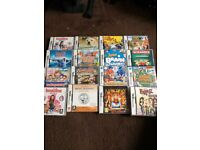 17 Nintendo DS games for sale