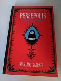 Graphic novels bundle, Maus, Persepolis, Habbibi