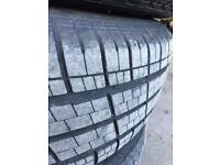 Mercedes vito Steel wheel with new tyres