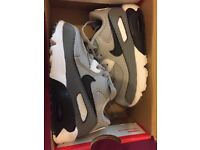 Infants Nike air max 90s trainers 50ono