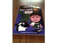 Leicester Tigers Rugby Book (Stuff Ben Said)