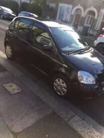 Toyota Yaris, 2005, Low Milage, 1.0 petrol, Manual