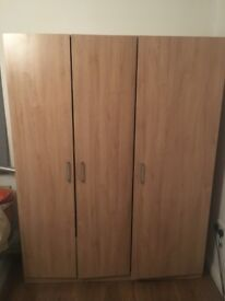 Moving out Sale: Almost new household items (1 yr old) Sold Cheap-Ikea furnitures/microwave/mattress