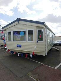 Static caravan sale in Clacton Essex. Not Kent. Delta Sapphire. Beach, Pool, Pets & Kid Friendly