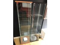 office cabinet - glass