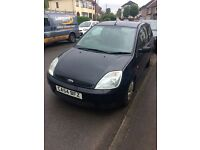 Ford Fiesta 54 Plate for spares or repairs