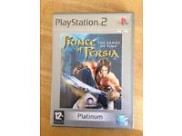 PlayStation 2 Prince of Persia the sands of time