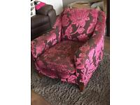 M&S feature chair