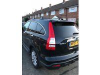 Honda CR-V Executive blackb good condition