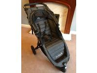 Baby jogger city mini GT in charcoal denim