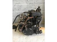 Kawasaki Kmx 125 2 stroke engine