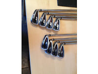 Wilson Staff Di11 Irons 5-SW plus Di11 Gap Wedge