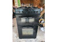 Gas Cooker Freestanding Bush AG56TB