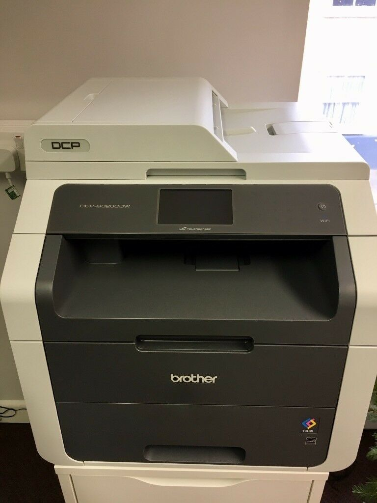 brother dcp 9020cdw multifunction laser printer in bury st edmunds suffolk gumtree. Black Bedroom Furniture Sets. Home Design Ideas