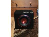 750w sub with built in amp