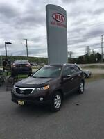 2012 Kia Sorento 7 seater THIRD ROW SEATING