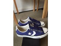 Converse Re-Issue Trainers New Never worn (No Laces) UK 7.5