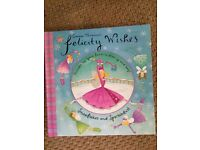 2 Felicity Wishes and 1 Angelina Ballerina books