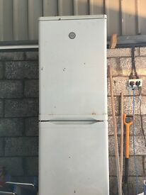 Working but old, fridge freezer need a clean
