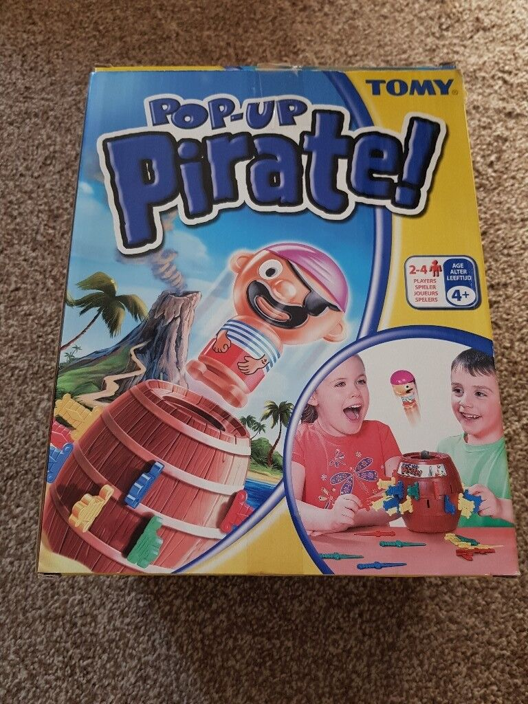 Pop Up Pirate Game | in Croftfoot, Glasgow | Gumtree