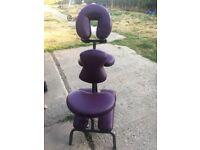 Restpro relax portable on-site massage chair