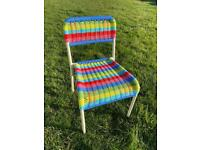 Children's deck chair