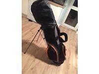 Wilson golf clubs full set like new