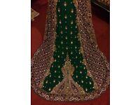 Pakistani/ Indian bridal outfit