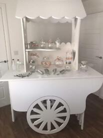 **Sweet Cart for hire**