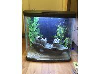 River reef 94 fish tank