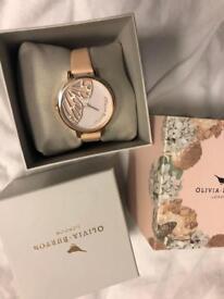 Olivia burton female watch