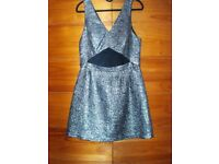 2 Party Dresses Topshop and Boohoo Night size 14