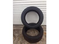 2 Pirelli Scorpion zero tyres 275/40Zr20 part worn