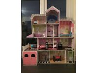 Kidskraft dolls house unwanted Christmas gift